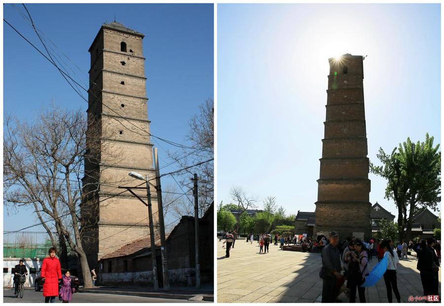 洛阳文峰塔的逆袭之路:不到6年