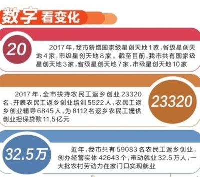 伊川县石张庄村农民创客李桃霞的幸福生活