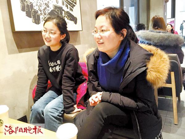 洛阳才女邓雅文接受专访 看诗词达人是怎样炼