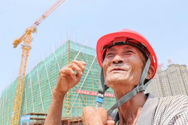 洛阳首个智慧工地:安全帽实时定位、遇到危险