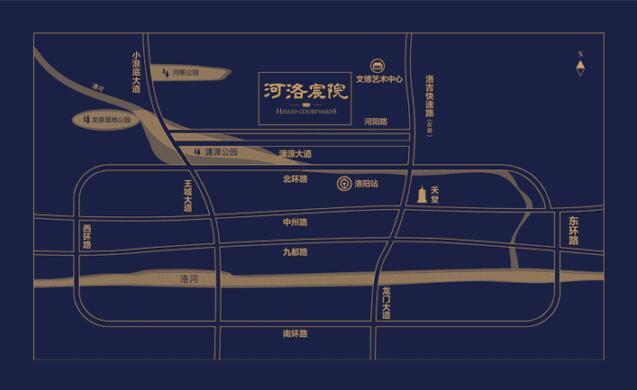 身为中原城市群副中心河南省新闻咨询的洛阳,下一个价值高地